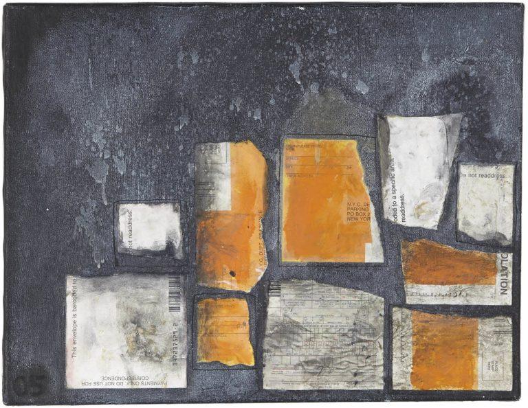 Blacktop, 2005, 14 x 18