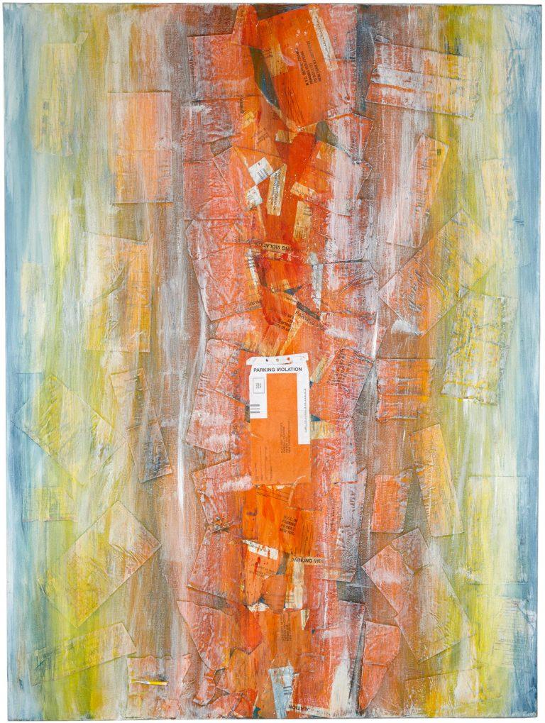 Centerpiece, 2013, 48 x 36