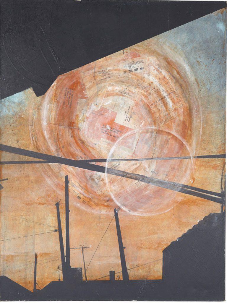 Hijo de Puta, 2007, 48 x 36