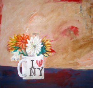 Mug, 2008, 24 x 24
